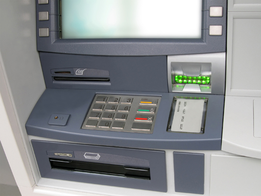 image of ATM