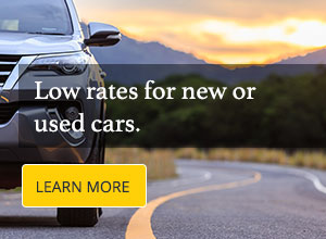 great rates on new and used auto loans