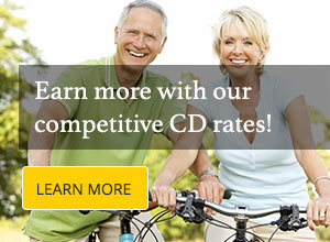 check out our great CD rates