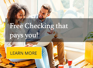 free checking that pays you