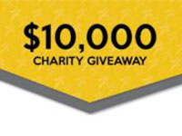 10K Charity Giveaway