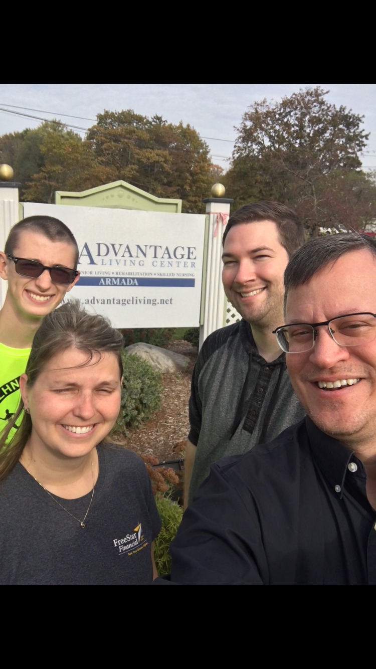 Advantage Living in Armada